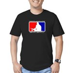 "Men's ""Gym Body"" Fitted T-Shirt (dark)"