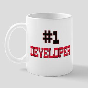 Number 1 DEVELOPER Mug