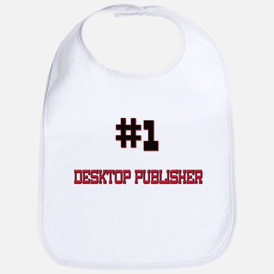Number 1 DESKTOP PUBLISHER Bib