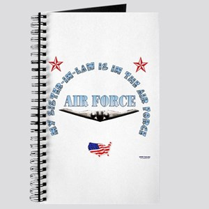 Air Force Sister-in-Law Journal
