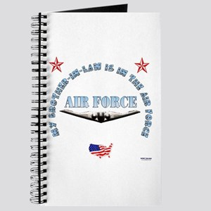 Air Force Brother-in-Law Journal