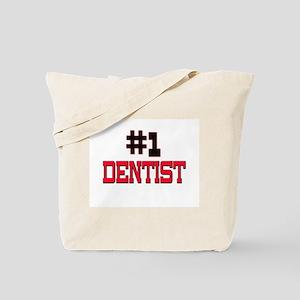 Number 1 DENTIST Tote Bag