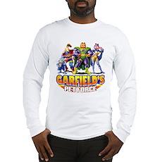 Pet Force - Line Up Long Sleeve T-Shirt