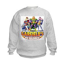 Pet Force - Line Up Kids Sweatshirt