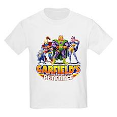 Pet Force - Line Up Kids Light T-Shirt