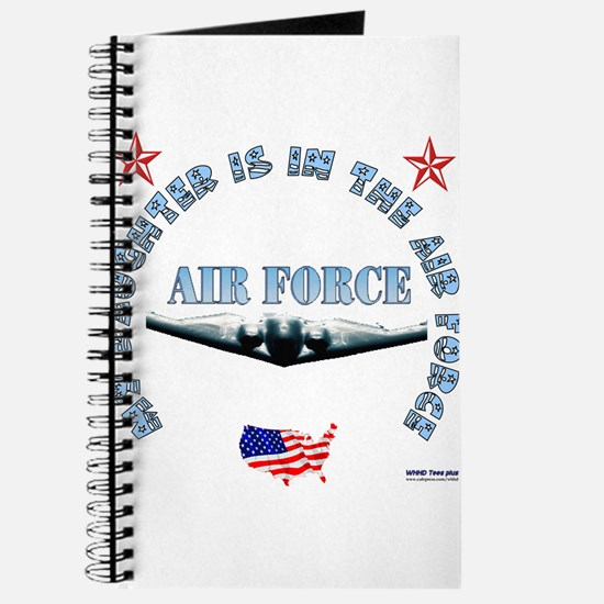 Air Force Daughter Journal
