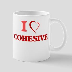 I love Cohesive Mugs