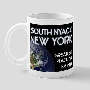 south nyack new york - greatest place on earth Mug