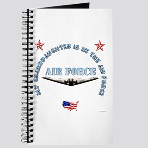 Air Force Granddaughter Journal