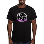 Pretty Boi Men's Fitted T-Shirt (dark)