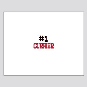 Number 1 CURRIER Small Poster