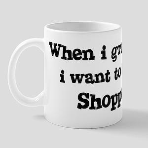 Be A Shopper Mug