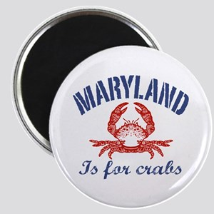 Maryland Is for Crabs Magnet