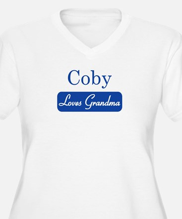 Coby loves grandma T-Shirt