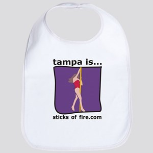 Tampa is... Veronica Bib