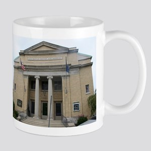 Quayle Vice President's Museu Mug
