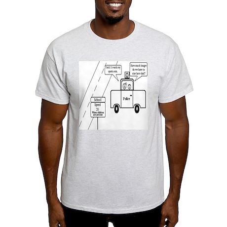 Innovative Speed Trap Light T-Shirt
