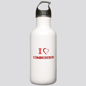 I love Combustion Stainless Water Bottle 1.0L