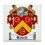 Kinch Coat of Arms Tile Coaster