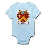 Kinch Coat of Arms Infant Creeper