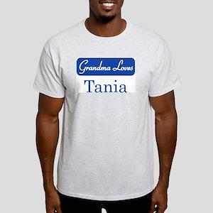 Grandma Loves Tania Light T-Shirt