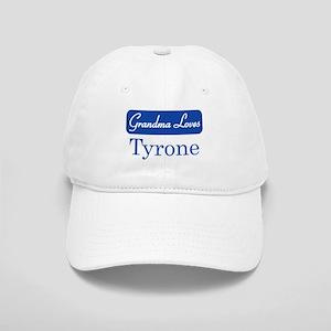 Grandma Loves Tyrone Cap