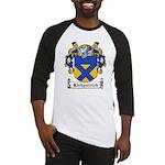 Kirkpatrick Coat of Arms Baseball Jersey