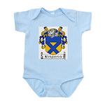 Kirkpatrick Coat of Arms Infant Creeper