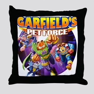 Pet Force - To The Rescue Throw Pillow