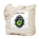 Twilight Rose Emmet Tote Bag