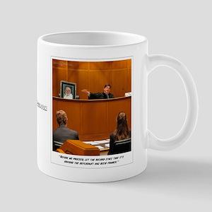 Framed Client Mug