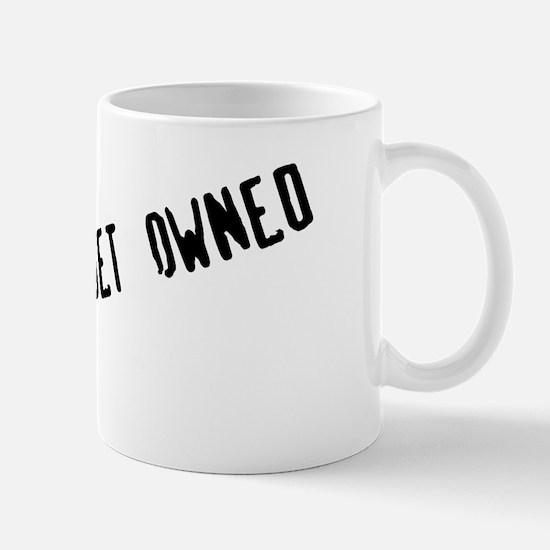 Tap Or Get Owned Mug