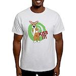 Kiss It Corgi Light T-Shirt