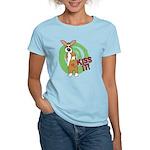 Kiss It Corgi Women's Light T-Shirt