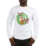 Kiss It Corgi Long Sleeve T-Shirt