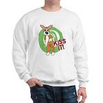 Kiss It Corgi Sweatshirt