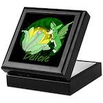Corgi Fairy Keepsake Box