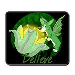 Corgi Fairy Mousepad