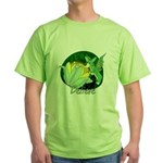 Corgi Fairy Green T-Shirt