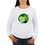 Corgi Fairy Women's Long Sleeve T-Shirt