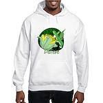 Corgi Fairy Hooded Sweatshirt