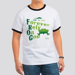 FROG = Forever Rely On God Ringer T