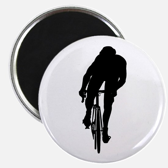 "Cycling 2.25"" Magnet (10 pack)"