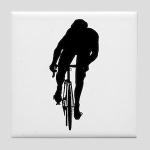 Cycling Tile Coaster