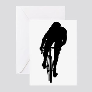 Cycling Greeting Cards (Pk of 10)