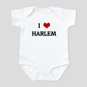 I Love HARLEM Infant Bodysuit