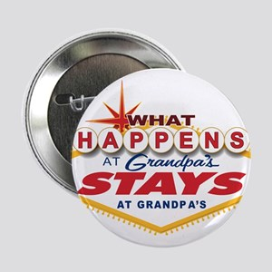 "What Happens at Grandpa's 2.25"" Button"