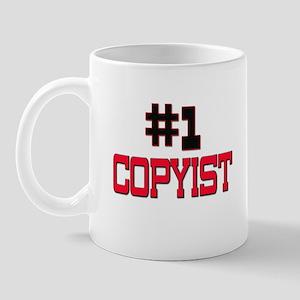 Number 1 COPYIST Mug