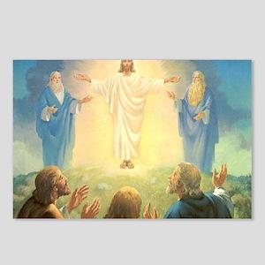 Vintage Jesus Christ Postcards (Package of 8)