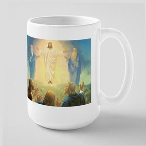 Vintage Jesus Christ Large Mug